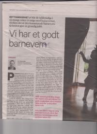 Faksimile fra Bergens Tidende 12.10.2015.