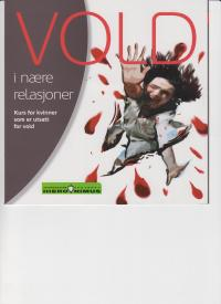 Brosjyre om vold i nære relasjoner